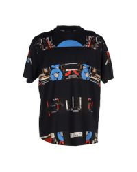 Givenchy - Black T-shirt for Men - Lyst