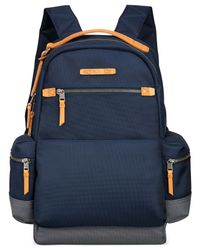 Tumi - Blue Dalston Massie Backpack for Men - Lyst
