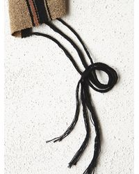 Free People - Brown Ghost Dancer Womens Ghost Dancer Bracelet - Lyst