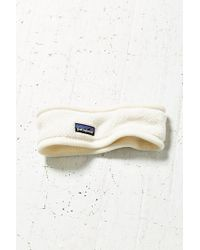 Patagonia | White Re-tool Women's Headband | Lyst