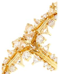 Fernando Jorge | Diamond, Topaz and Yellow-Gold Ring | Lyst