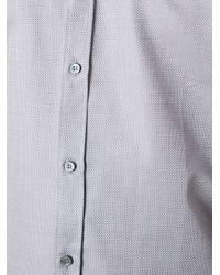 Dolce & Gabbana - Gray Classic Shirt for Men - Lyst