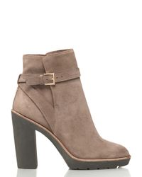 kate spade new york - Brown Gem Boots - Lyst