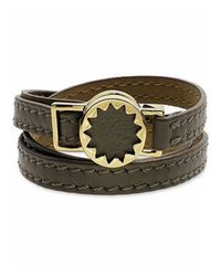 House of Harlow 1960 | Brown Sunburst Wrap Bracelet | Lyst