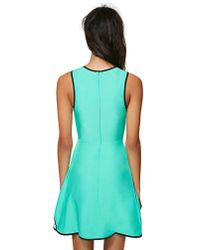 Nasty Gal | Blue Alice Mccall Quartz Dress | Lyst