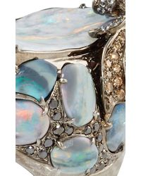 Wendy Yue | Multicolor Opal Beetle And Bat Ring | Lyst