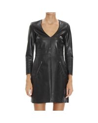 Patrizia Pepe | Black Dress | Lyst