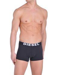DIESEL | Black Kory Boxer Brief Set for Men | Lyst