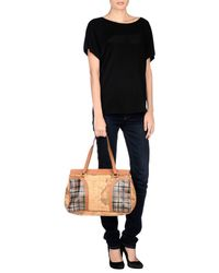 Alviero Martini 1A Classe - Brown Handbag - Lyst