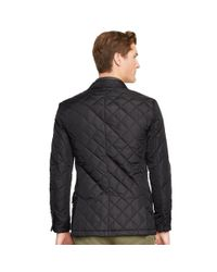 Polo Ralph Lauren - Black Quilted Sport Coat for Men - Lyst