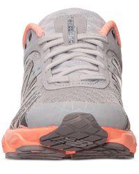 New Balance | Gray Women's Heidi Klum 890 Running Sneakers From Finish Line | Lyst