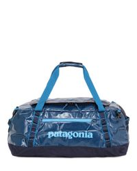 Patagonia | Blue 60l Black Hole Duffel Bag for Men | Lyst
