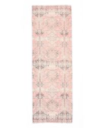 Tory Burch - Pink Souk Printed Scarf - Light Oak - Lyst