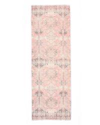 Tory Burch | Pink Souk Printed Scarf - Light Oak | Lyst