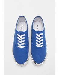 Forever 21 - Blue Classic Lace-up Sneakers for Men - Lyst