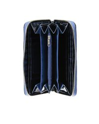 Armani Jeans | Blue Wallet | Lyst