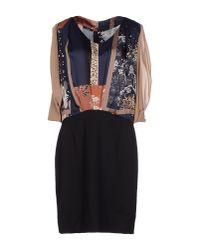 Hanita | Black Knee-length Dress | Lyst