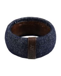 Replay | Blue Bracelet | Lyst