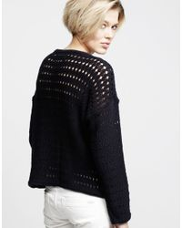 Wool And The Gang | Blue Cosmic Sweater | Lyst