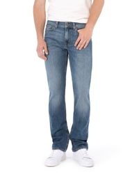 7 For All Mankind   Blue Slimmy New York Mid Used for Men   Lyst