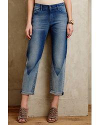 M.i.h Jeans - Blue Phoebe Boyfriend Jeans - Lyst