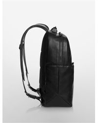 Calvin Klein - Black Jeans Minimal Backpack - Lyst