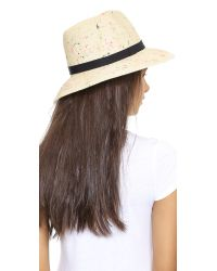 Eugenia Kim - Natural Courtney Hat - Ivory Multi - Lyst