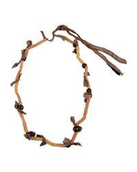 Marni - Orange Necklace - Lyst