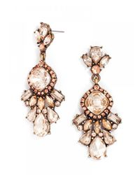 BaubleBar | Crystal Gem Spray Drops-pink | Lyst