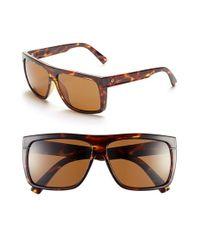 Electric - Metallic 'black Top' 61mm Polarized Sunglasses for Men - Lyst
