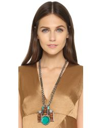Nocturne | Multicolor Daniel Necklace | Lyst