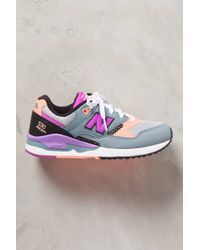 Anthropologie | Purple New Balance 530 Sneakers | Lyst