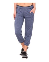 The North Face | Blue Colette Capri | Lyst