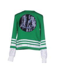 De'Hart | Green Sweatshirt | Lyst