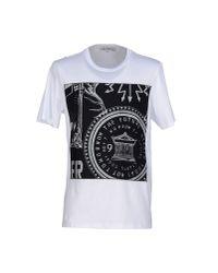 Leitmotiv - White T-shirt for Men - Lyst
