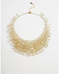 ALDO | Metallic Infante Necklace | Lyst