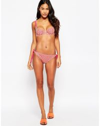Panache | Pink Cindy Bikini Bottoms | Lyst