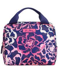 Vera Bradley | Pink Lighten Up Lunch Cooler | Lyst