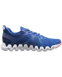 Reebok | Blue Zigtech Squared 2.0 for Men | Lyst