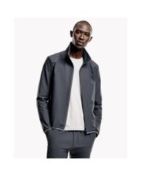Theory | Gray Johan Coat In Neoteric for Men | Lyst