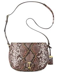 Nine West | Natural In The Loop Crossbody | Lyst