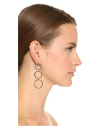 House of Harlow 1960 - Metallic Spectrum Drop Earrings - Lyst