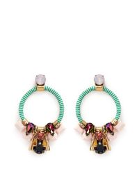 J.Crew | Multicolor 'dragonfly' Earrings | Lyst