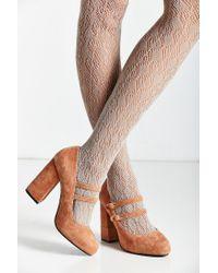 Urban Outfitters | Pink Platform Heel | Lyst