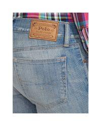 Polo Ralph Lauren - Blue Tompkins Skinny Jean - Lyst