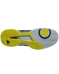 Adidas | Gray Barricade Team 4 for Men | Lyst