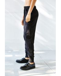 BDG - Black Unisex Knit Jogger for Men - Lyst