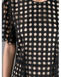Chloé | Black Layered Dress | Lyst