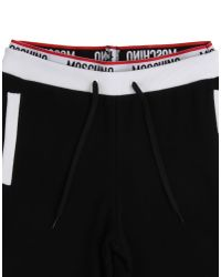 Moschino - Black Sleepwear for Men - Lyst