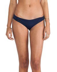 Lisa Maree - Blue Wheels Away Bikini - Lyst